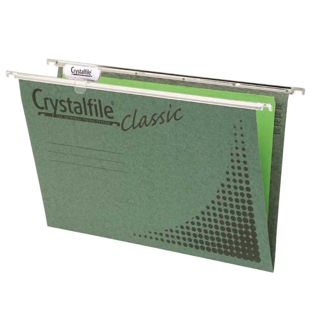 CRYSTALFILE SUSPENSION FILES Enviro Classic F/C Complete