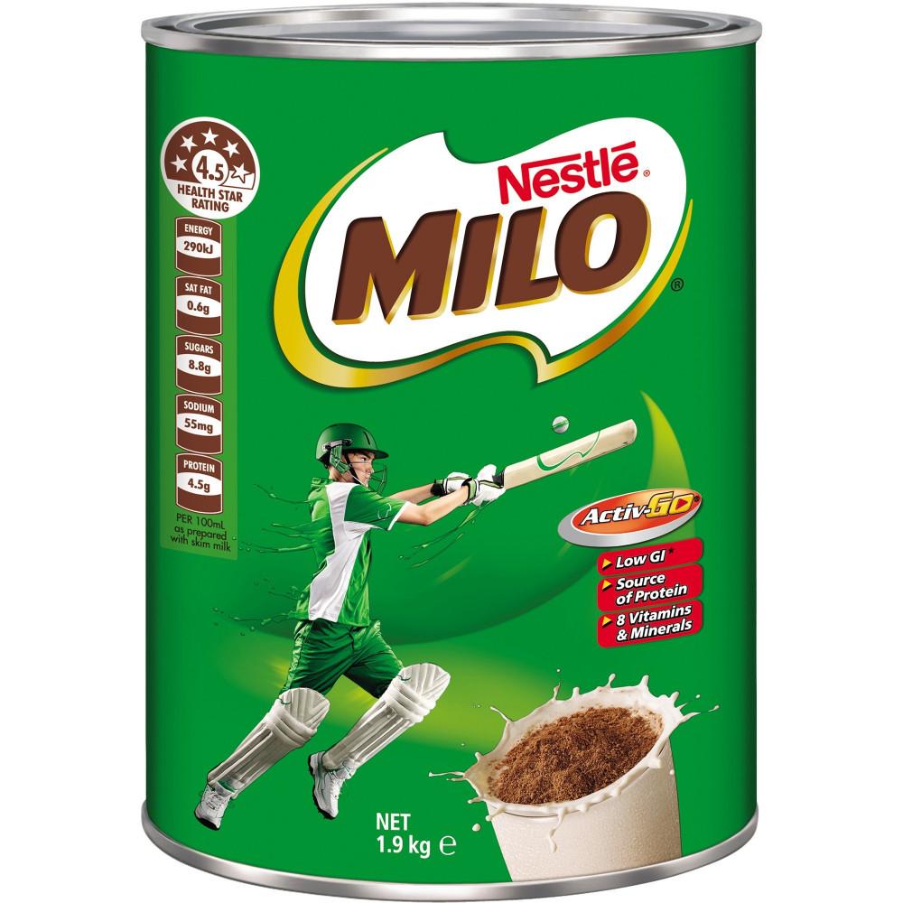 NESTLE MILO 1.9kg