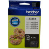 BROTHER LC233BK INK CARTIDGE Black 550 page