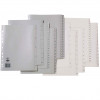MARBIG NUMERICAL INDICES A4 PP 1-20 Grey