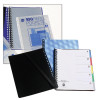MARBIG DISPLAY BOOK DIVIDERS A4 PP 5 TAB Assorted