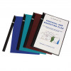 MARBIG CLAMP FILES A4 Blue