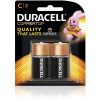 DURACELL COPPERTOP BATTERY C Carded