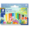 Noris Club Oil Pastels Assorted Pack of 12