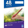 Sovereign Exercise Books A4 8mm Ruled 48pg