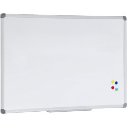 VISIONCHART OPW MAGNETIC WHITEBOARD 1200 x 900mm White