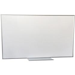 Quartet Penrite Premium Whiteboard 1200x900mm White/Silver BONUS Markers