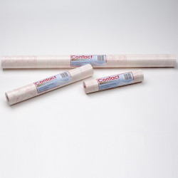 CONTACT SELF ADHESIVE COVERING 15mx600mm -100Mic Gloss