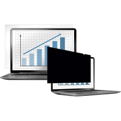 FELLOWES PRIVACY FILTER LAPTOP Fits 15.4Inch Widescreen