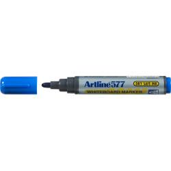 ARTLINE 577 WHITEBOARD MARKERS Drysafe Med Bulletblue