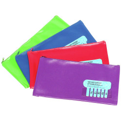 MARBIG NAME PENCIL CASES Large Summer Colour 225x140mm
