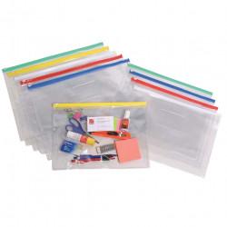 MARBIG CLEAR CASES A4 335x245mm Asstd
