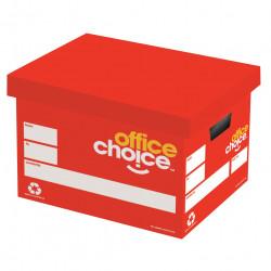 OFFICE CHOICE ARCHIVE BOX 305Wx260Hx400L