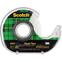 SCOTCH 810 MAGIC TAPE 19mmx33M With Disp.