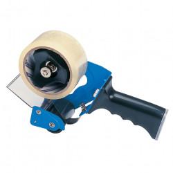 MARBIG TAPE DISPENSER Packaging  50mm Black/Blue