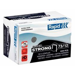 RAPID 73/12 STAPLES 12mm HD31 BX5000