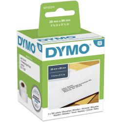 DYMO LABELWRITER LABELS Paper Address 28x89 30251 Wht
