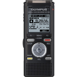 Olympus Digital Voice Recorder WS833 Storage 8GB