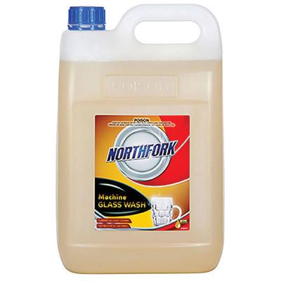 Northfork Machine Glass Washing Liquid 5L