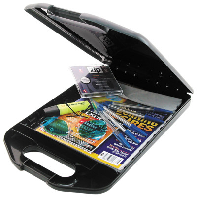 CELCO STORAGE CLIPBOARD Black